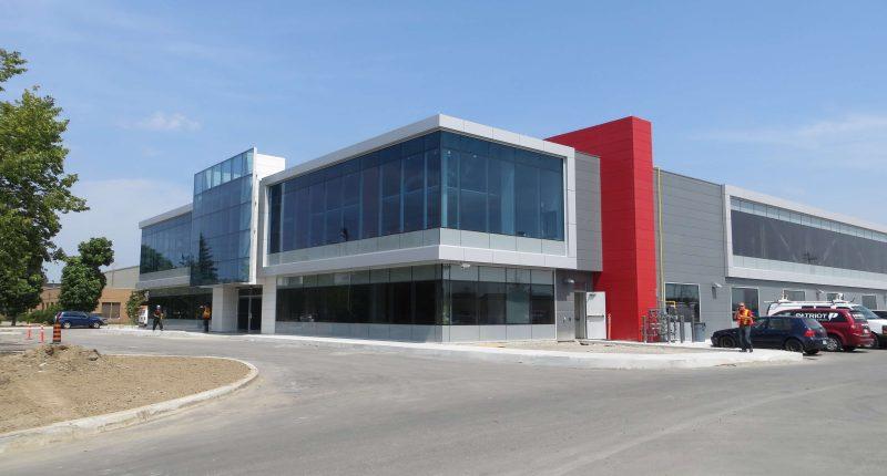 CN Rail Intermodal Office