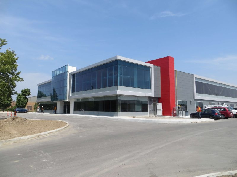 CN Rail Intermodal Office